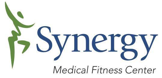 Synergy Medical Fitness Center main logo.