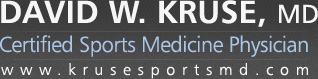 david-w-kruse-md-certified-sports-physician-logo