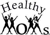 healthymoms fitness logo