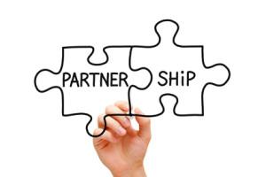 Partnership Puzzle Concept