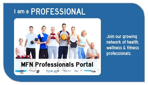 medical fitness professional portal