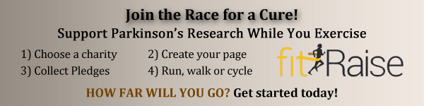 Raise money for Parkinson's research with fitRaise