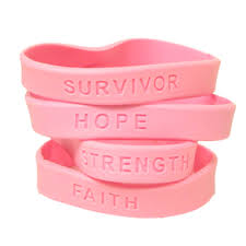 breastcancer bracelets