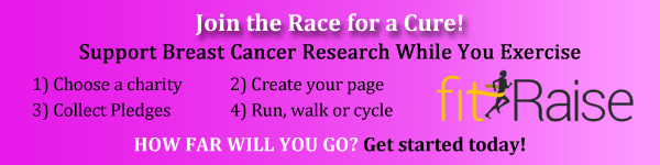 Raise money for breast cancer research with fitRaise