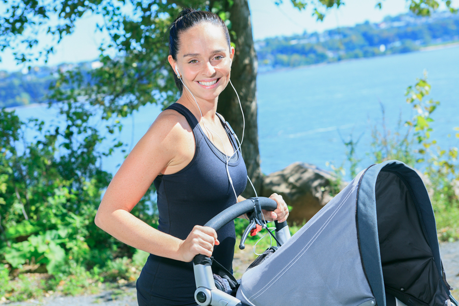mother-with-stroller