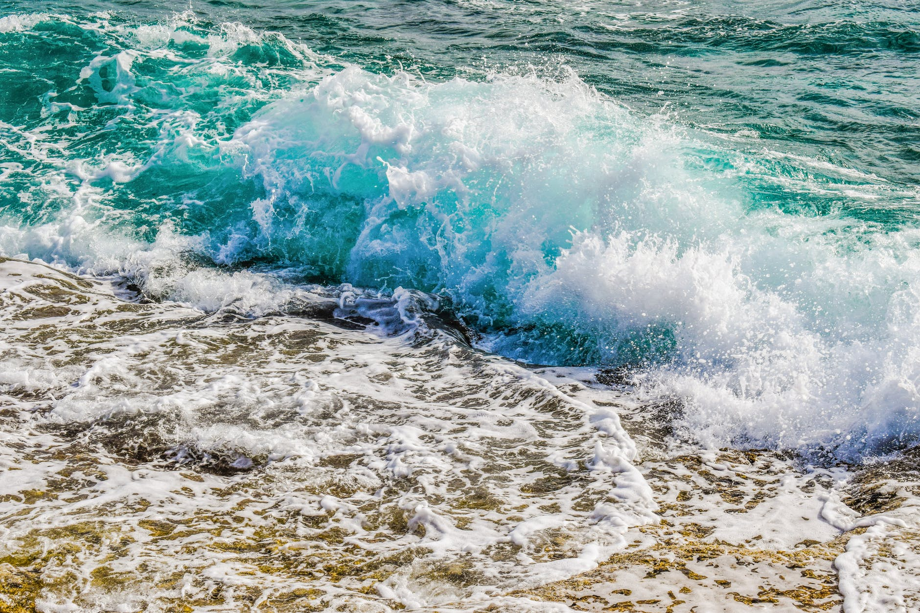 tide ocean