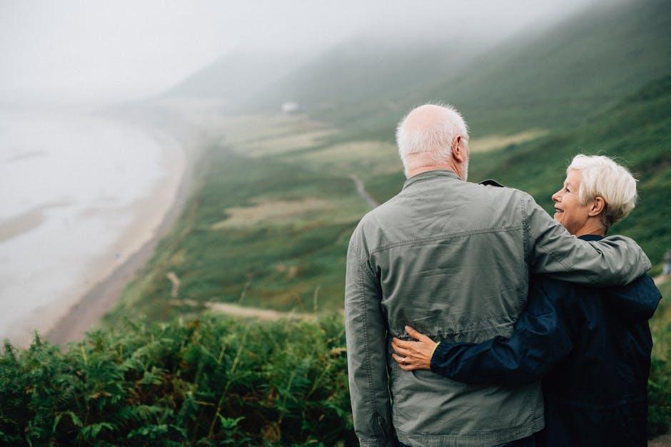 couple coastline