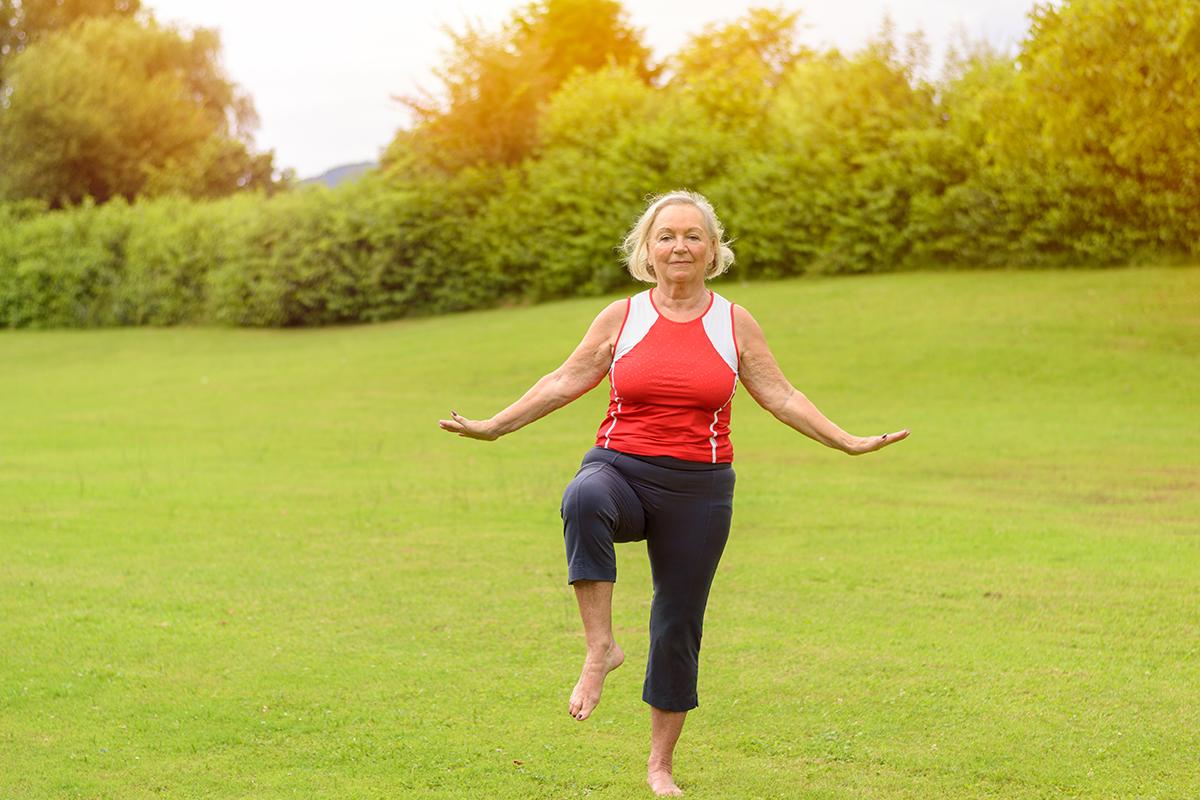 senior-woman-balanced