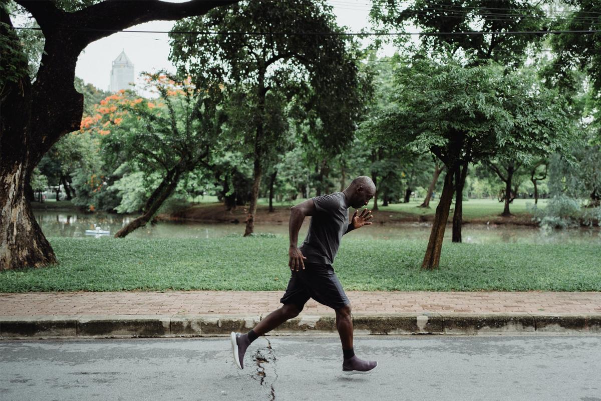 running-determination