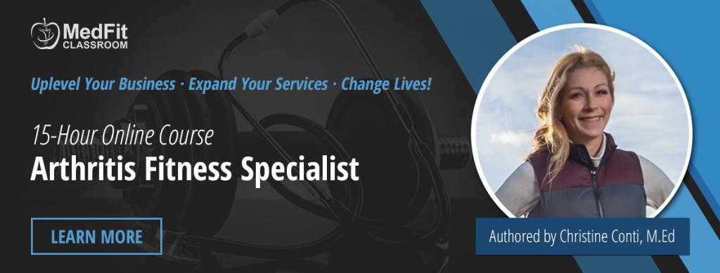 Arthritis Fitness Specialist