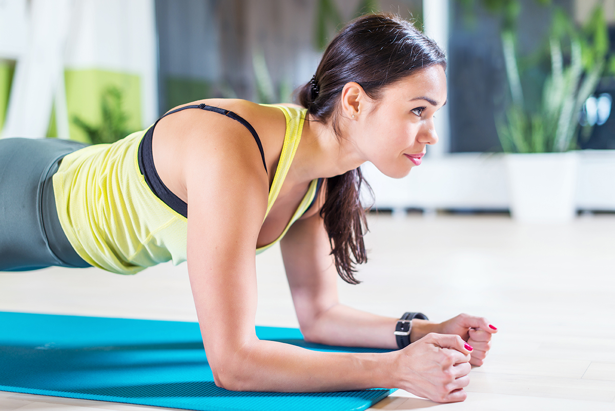 woman-plank-exercise