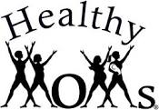 healthymoms fitness logo