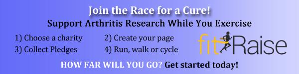 Raise money for Arthritis with fitRaise